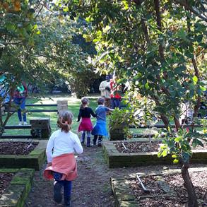 Giardini e Fattoria didattica