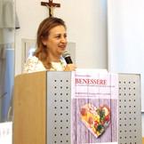 Silvia Masci, curatrice del libro.