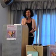 Paola Biasio, referente di progetto per la Fondazione OSF