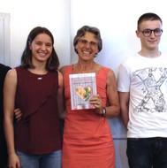 Fabiola Stuto, curatrice del libro.