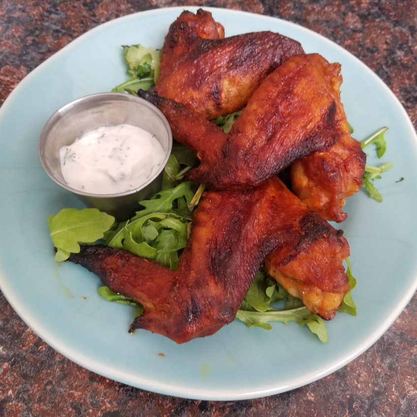 Bloodymary chicken wings