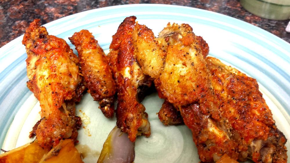 Thai Chicken wing