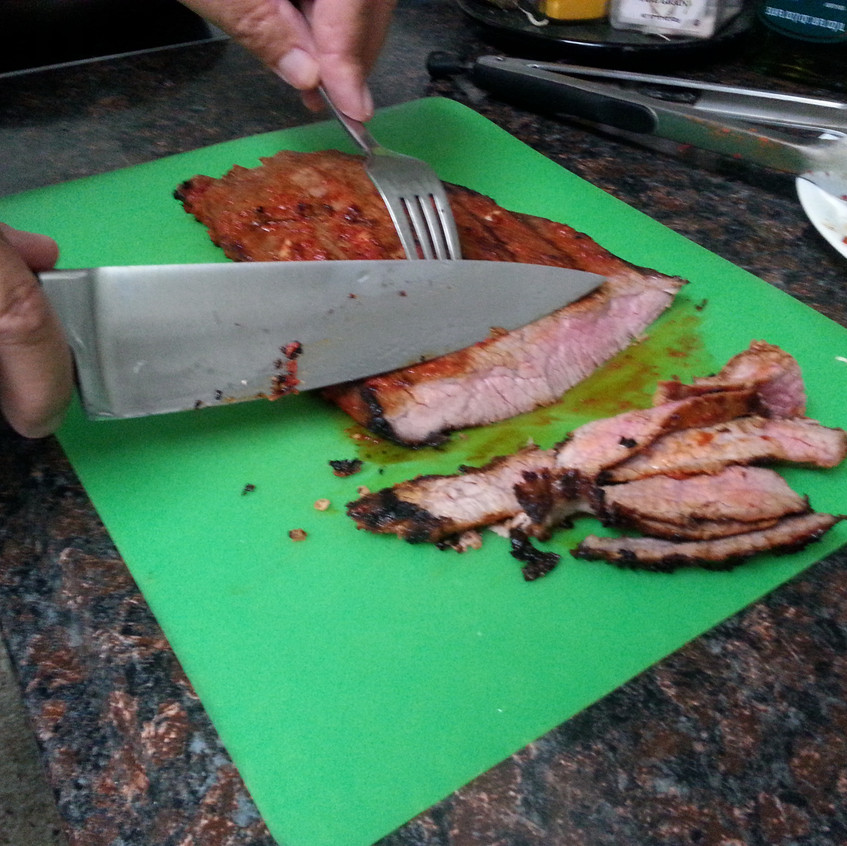 Chile Lime Skirt Steak