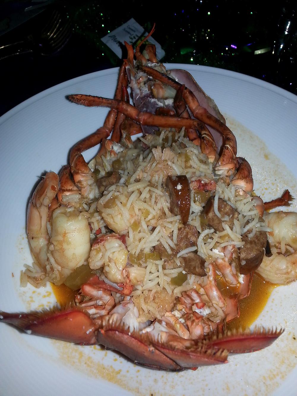 Lobster Jambalaya
