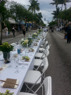 Table Setting 2014 Savor The Ave