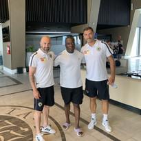 Coaching exibition in Spain 2019