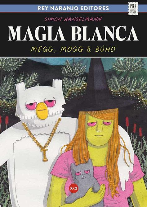 Magia Blanca, Simon Hanselmann