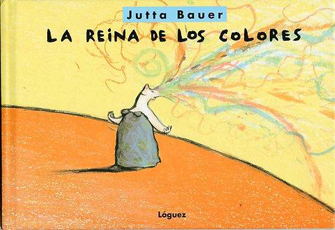 La Reina de los colores, Jutta Bauer