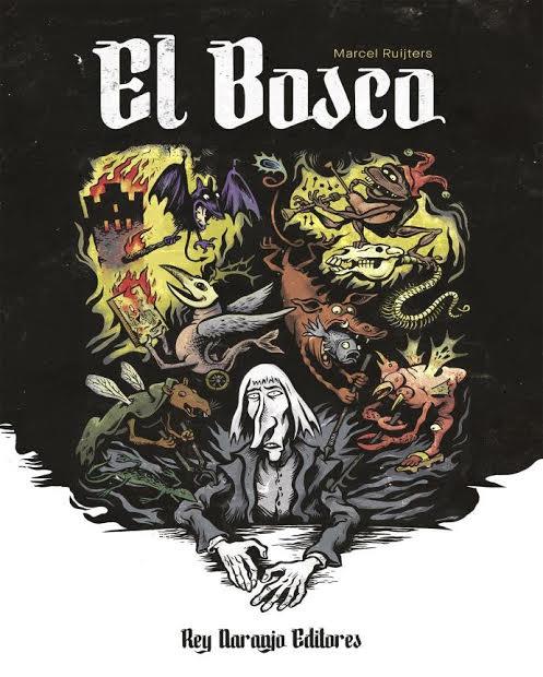 El Bosco,Marcel Ruijters