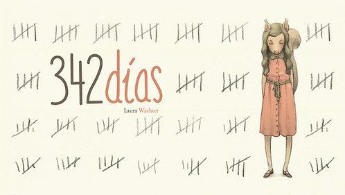 342 días, Laura Wächter