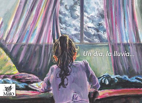 Un día, la lluvia…Roberto Sánchez Cajicá