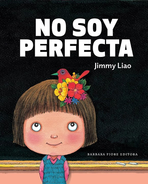 No soy perfecta, Jimmy Liao
