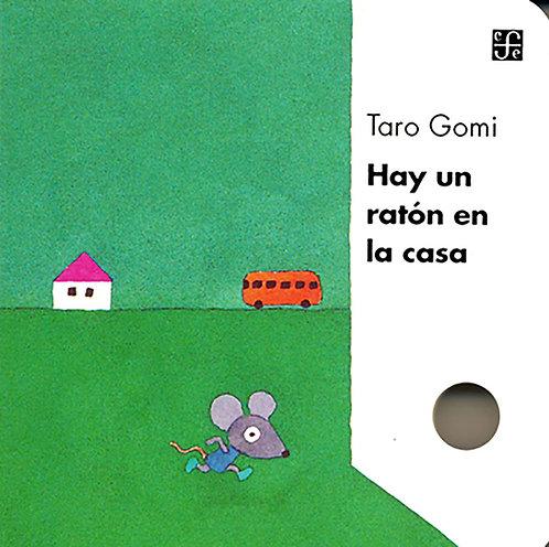 Hay un ratón en la casa, Taro Gomi