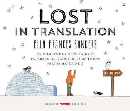 Lost in translation/ Ella Frances Sanders