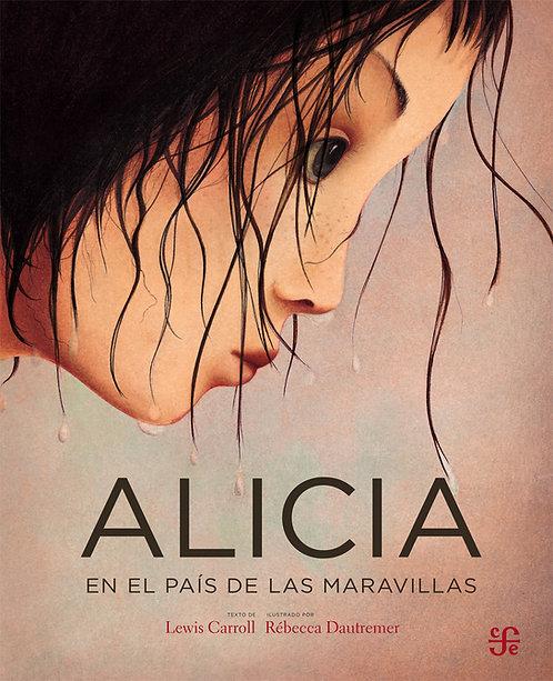 Alicia en el país de las maravillas (Pequeño)Lewis Carroll/ Rebecca Dautremer