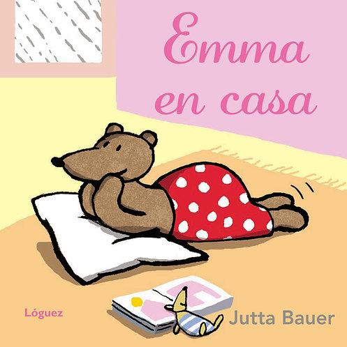 Emma en casa,Jutta Bauer