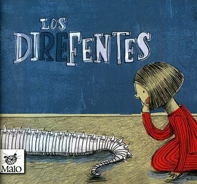 Los direfentes (reedición), Paula Bossio