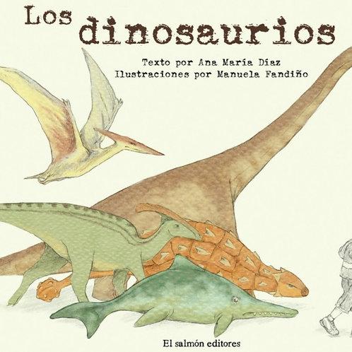Los dinosaurios, Ana María Díaz/ Manuela Fandiño