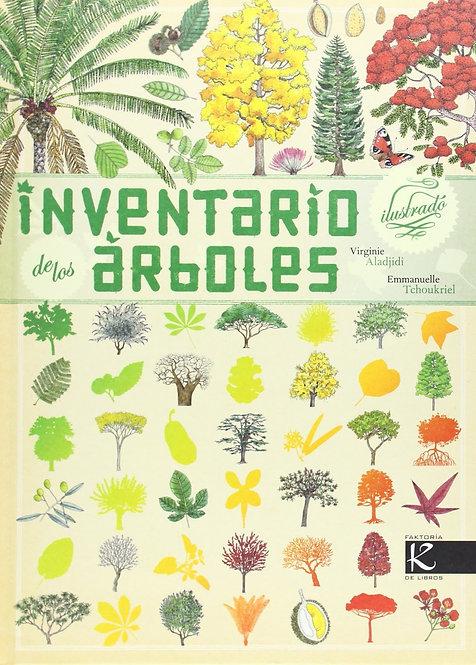 Inventario ilustrado de los árboles,Virginie Aladjidi y Emmanuelle Tchoukriel