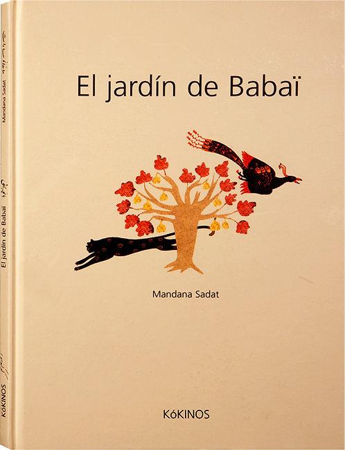 El Jardín de Babai, Mandana Sadat