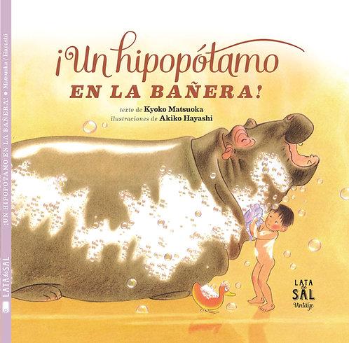 Un hipopótamo en la bañera,Kyoto Matsuoka y Akko Hayashi