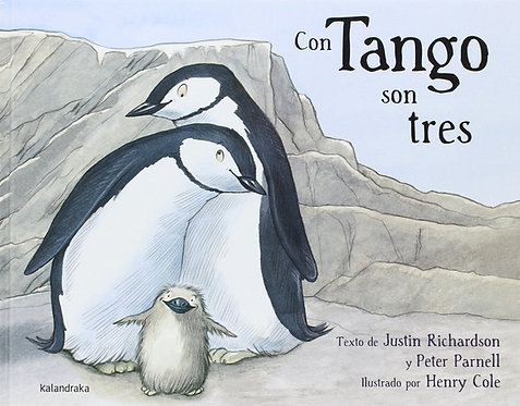 Con Tango son tres, Richardson y Parnell/ Henry Cole