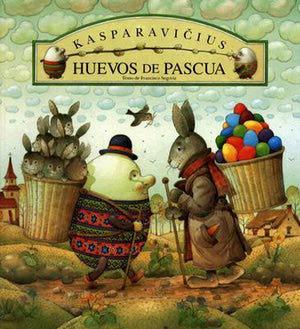 Huevos de pascua, Kestutis Kasparavicius