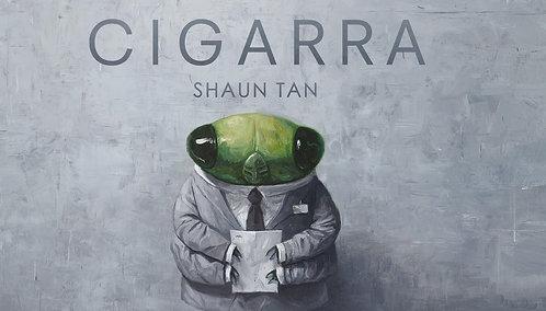 Cigarra / Shaun Tan