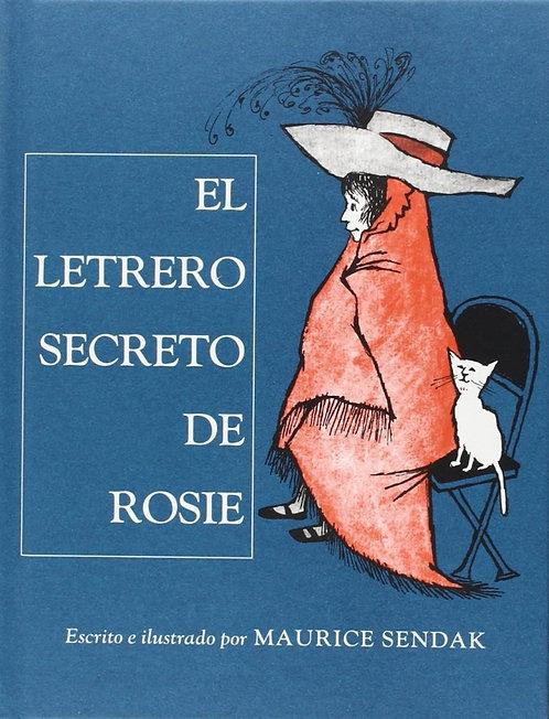 El letrero secreto de Rosie, Maurice Sendak