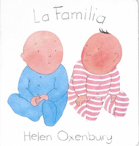 La familia /Helen Oxenbury