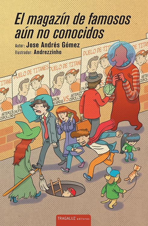 El magazín de famosos aún no conocidos, Jose Gómez