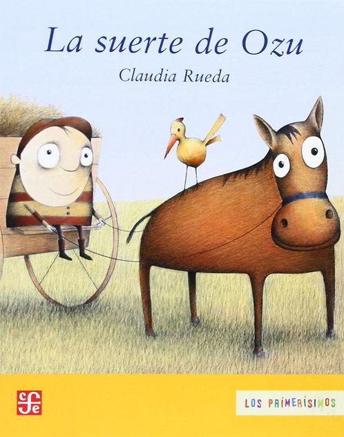La suerte de Ozu, Claudia Rueda
