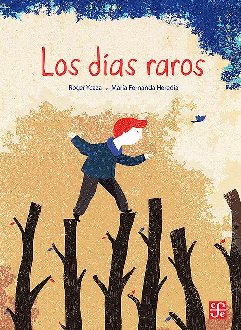 Los días raros,Roger Ycaza y María F. Heredia