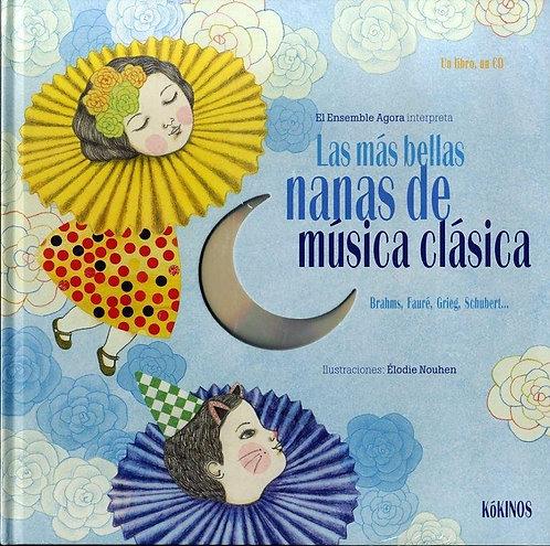 Las más bellas nanas de música clásica,Elodie Nouhen