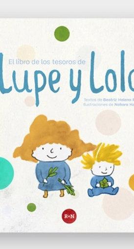 El libro de los tesoros de Lupe y Lolo, Beatriz Robledo/ Nobara Hayakawa