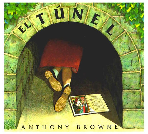 El túnel, Anthony Browne