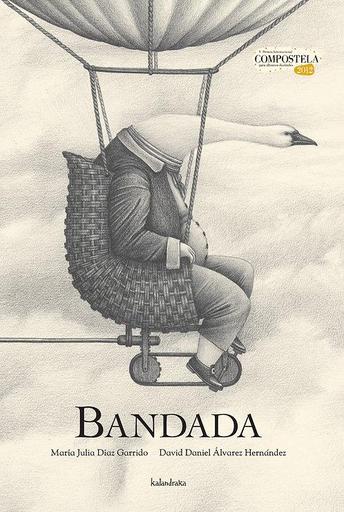 Bandada,David Daniel Álvarez y María Julia Diaz