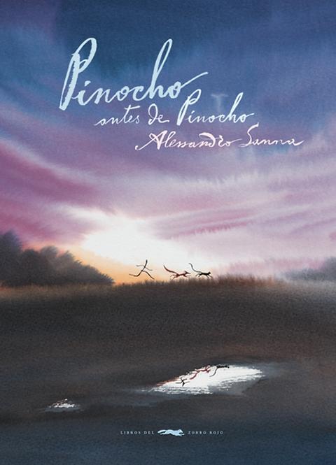 Pinocho antes de Pinocho,Alessandro Sanna