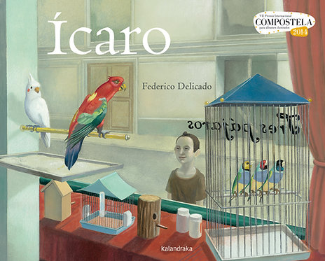 Icaro, Federico Delicado