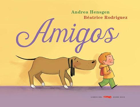 Amigos,Andrea Hensgen y Beatrice Rodriguez