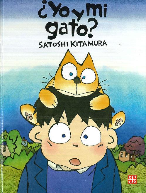 ¿Yo y mi gato? Satoshi Kitamura