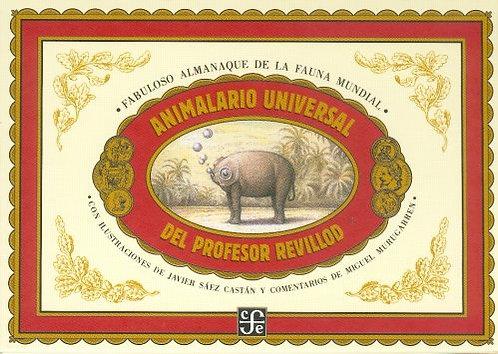 Animalario universal del profesor R. Javier Saez