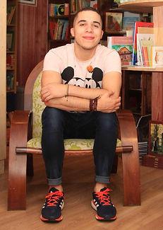 Lucas Insignares, socio de Libros Mr. Fox