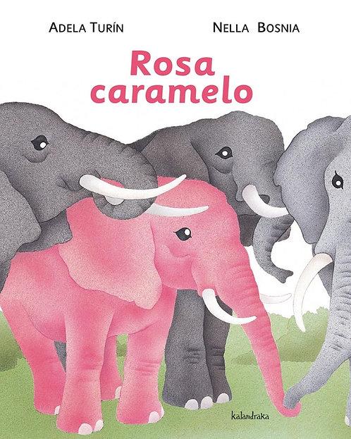 Rosa carameloAdela Turin y Nella Bosnia