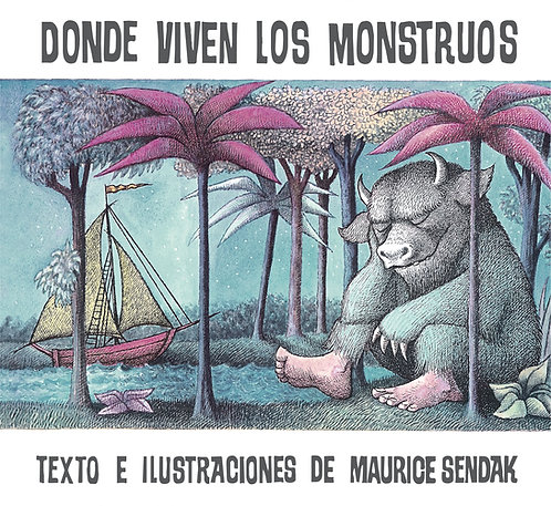 Donde viven los monstruos, Maurice Sendak