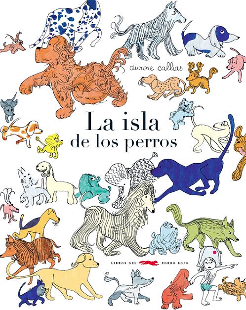 La isla de los perros,Aurore Callias