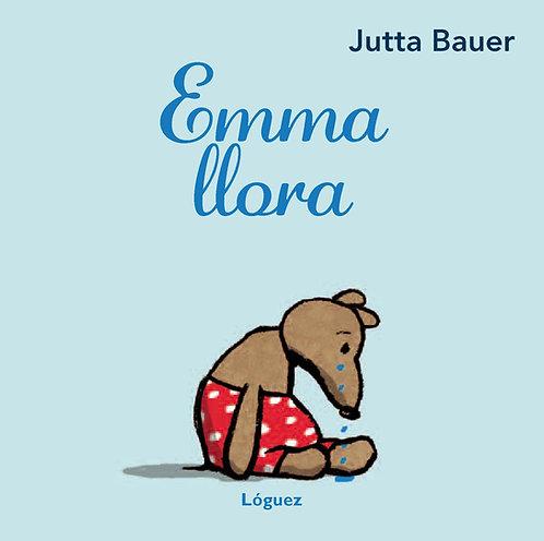 Emma llora,Jutta Bauer