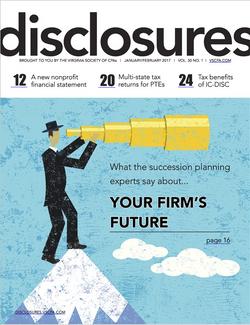 Disclosures Magazine (January 2017)