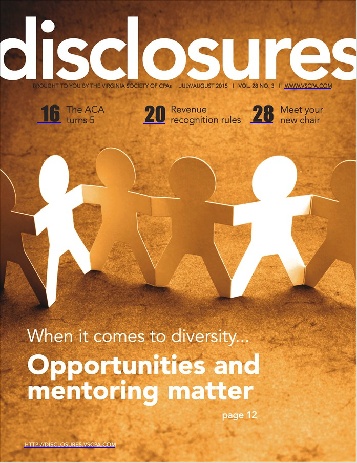 Disclosures Magazine (July 2015)