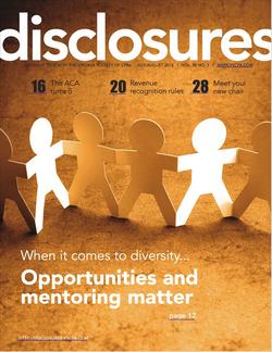 Disclosures Magazine (July 2015)